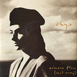 "Enya - Orinoco Flow (Sail Away) (7"") (VG-/VG-)"
